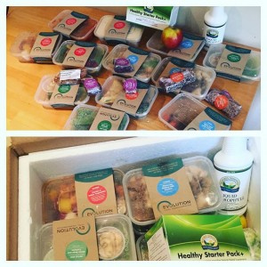 Elissa Corrigan Evolution Food Box