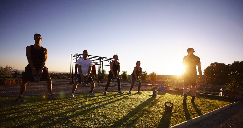 Exercise Outdoors