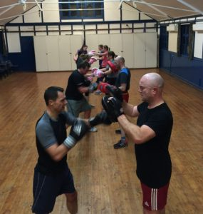 Boxing For Fitness Alderley Edge