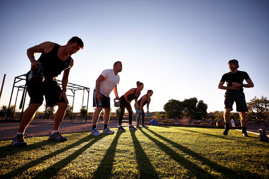 Robert Brennan Spain Fitness Retreat